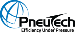 Pneutech Compressed Air Logo