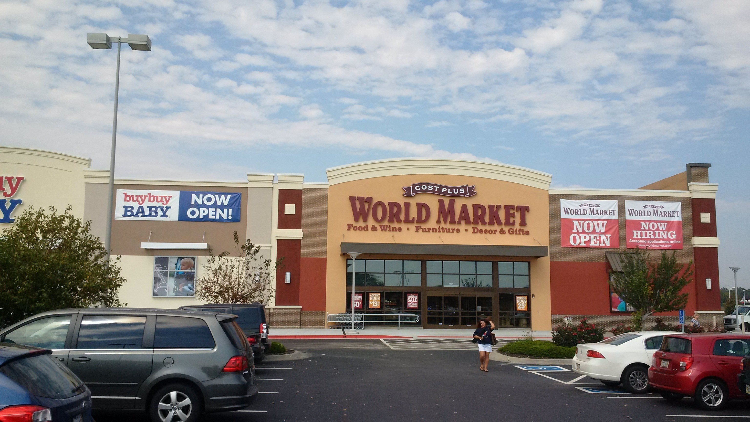 Air Conditioner and heating installation at Cost Plus World Market in Omaha NE