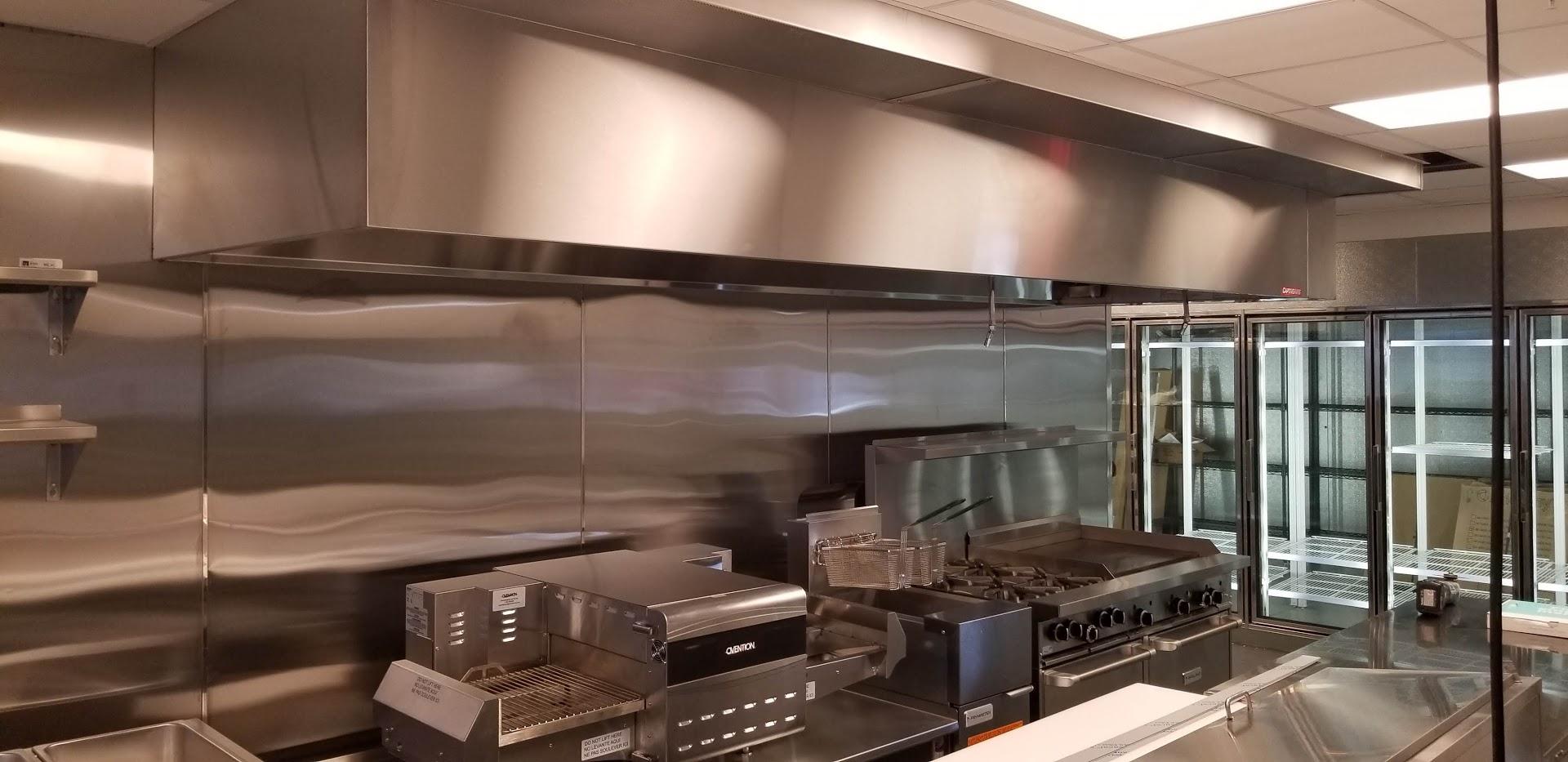 highlander food hall in north omaha kitchen CaptiveAire hood
