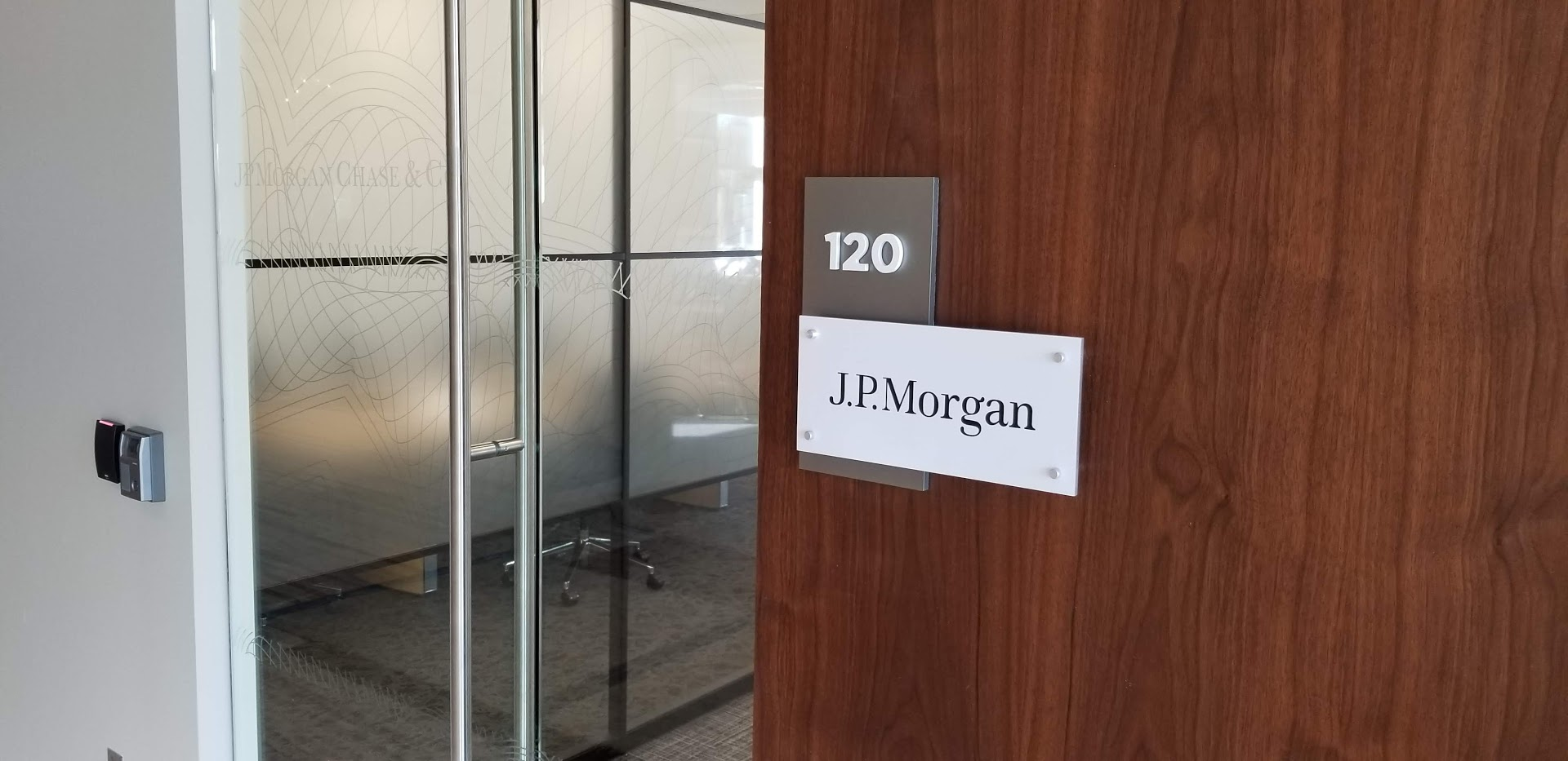 JP Morgan Chase Office in Omaha NE - HVAC Tenant Fit-out project