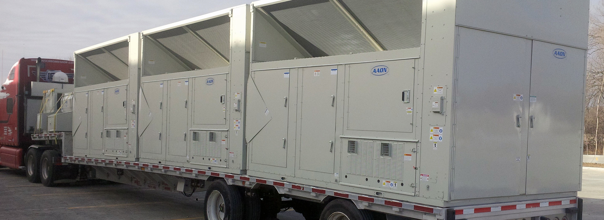 Syncquip HVAC Products - air handlers, controls, and more HVAC systems