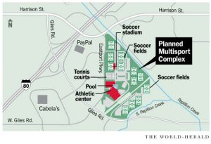 Multi-sport complex is one of Omaha's planned projects over next two years
