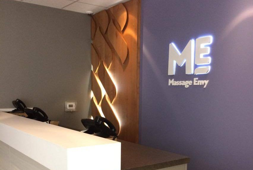 Massage Envy Tenant Fit-out in Aksarben Village - Heating, Air Conditioning and Ductwork