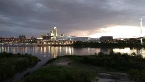 Omaha Nebraska as it is today