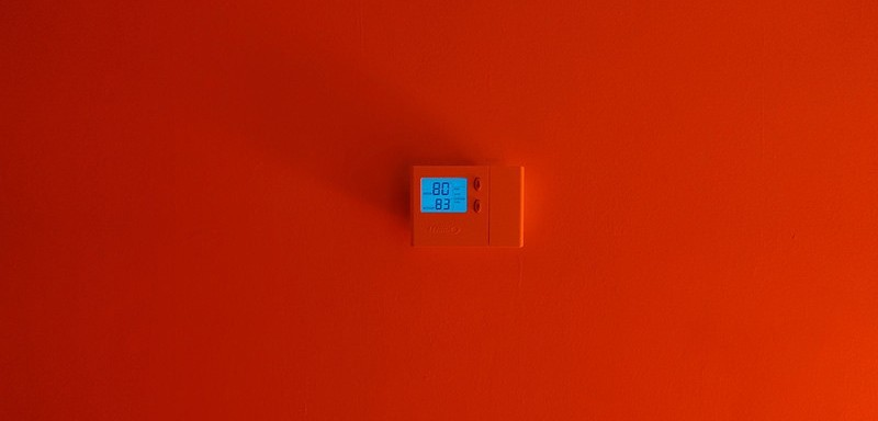 thersomstat for HVAC controls