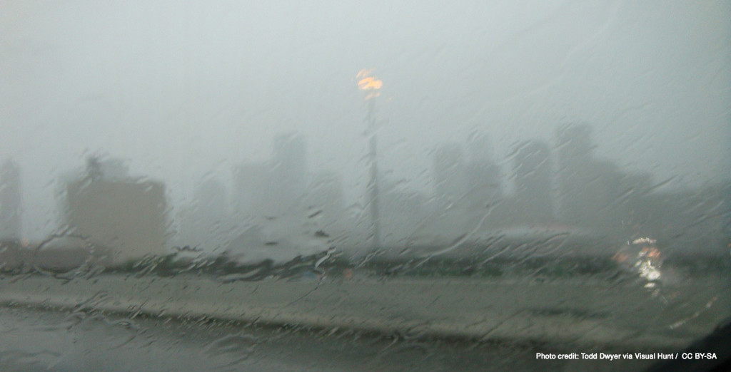 Houston Flooding and tropical storm Harvey