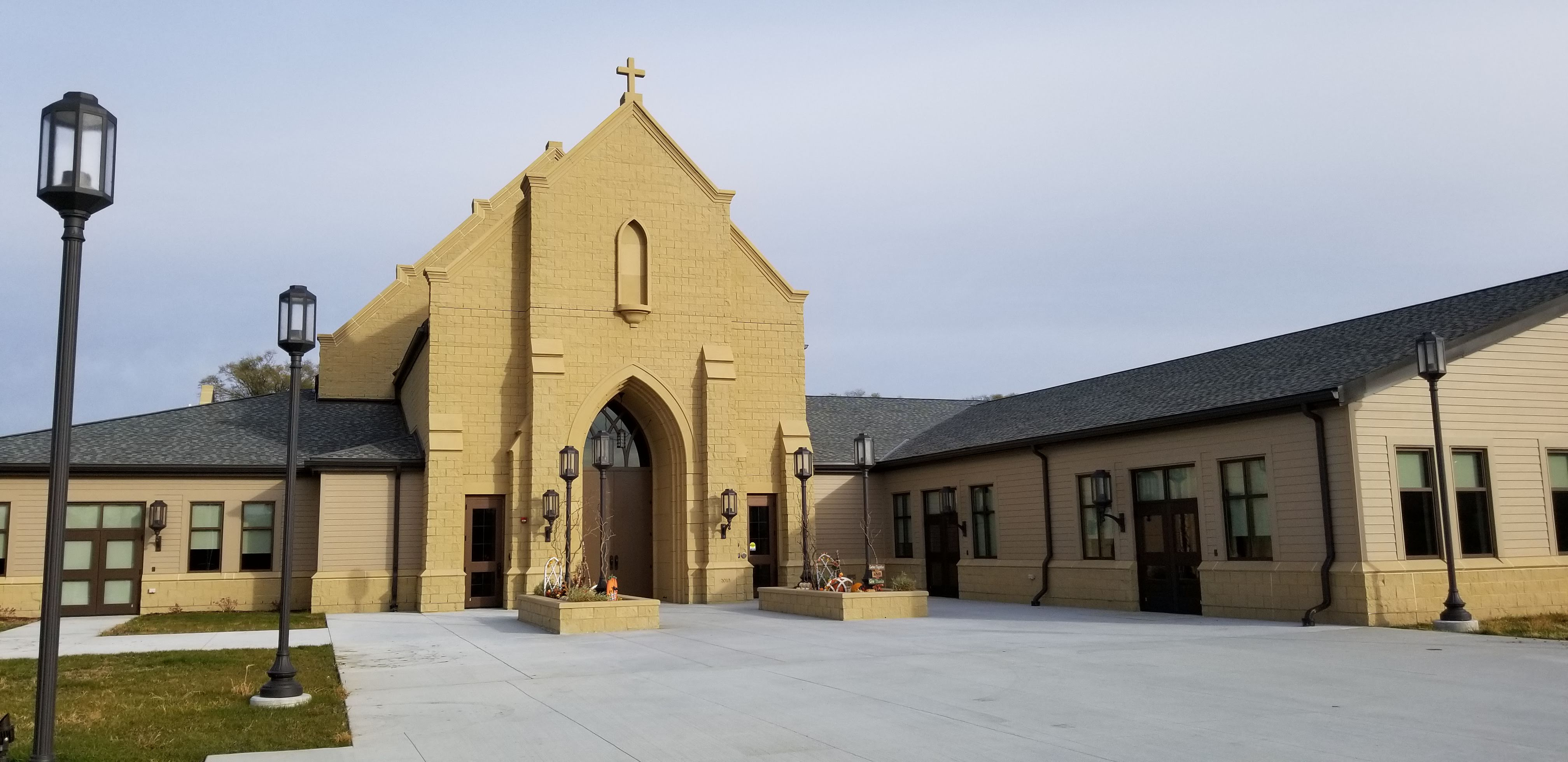 St. Patrick's Catholic Church Council Bluffs