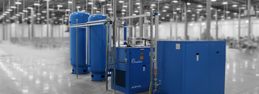Industrial Compressed Air Systems installed in Omaha