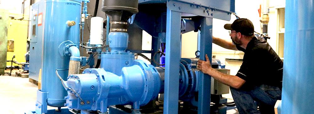 Compressor Parts & Service